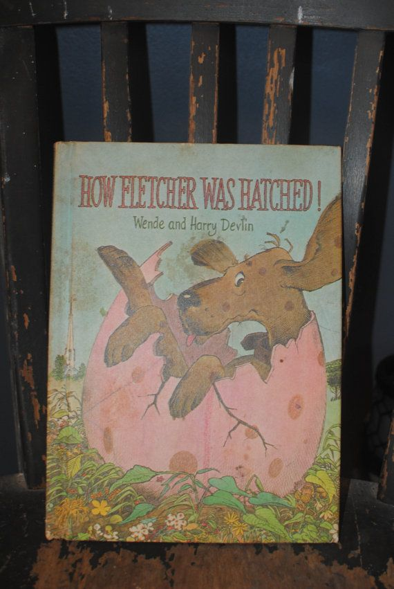 Check out this item in my Etsy shop https://www.etsy.com/listing/266779297/vintage-childrens-book-how-fletcher-was