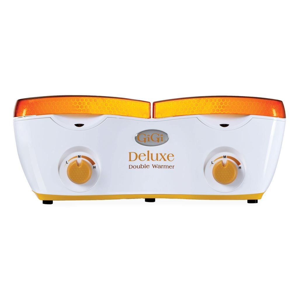 Gigi Deluxe Double Wax Warmer Wax Warmer Warmers Wax Heaters