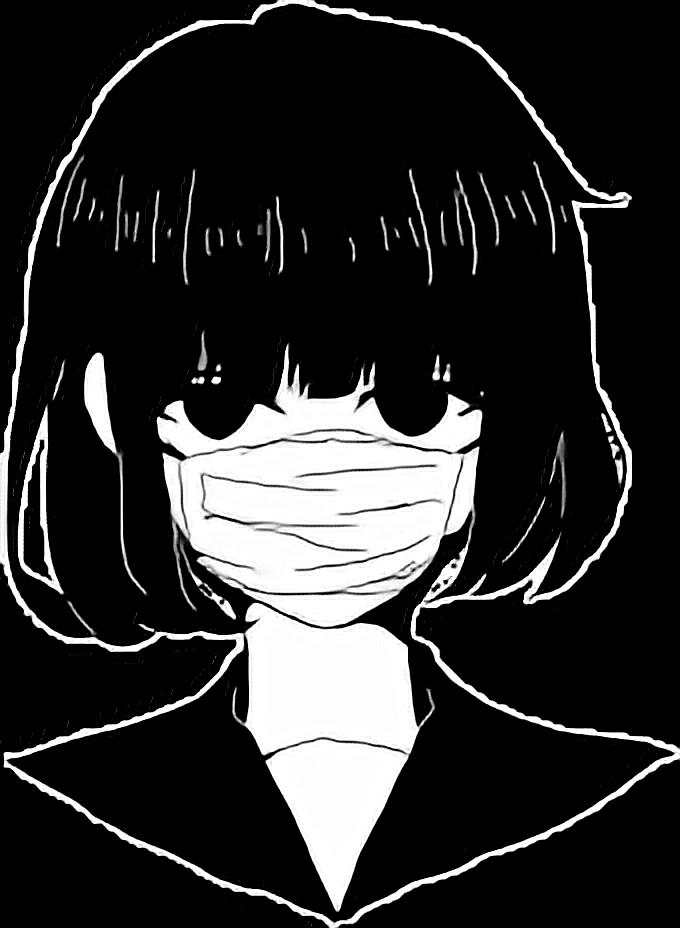Edgy Anime Aesthetic : anime, aesthetic, Anime, Blackandwhite, Black, White, Aesthetic, Aesthetic,, Friend
