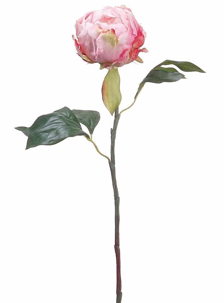 How to make a silk flower wreath peony and flower arrangements flower arrangements pink silk peony bud mightylinksfo