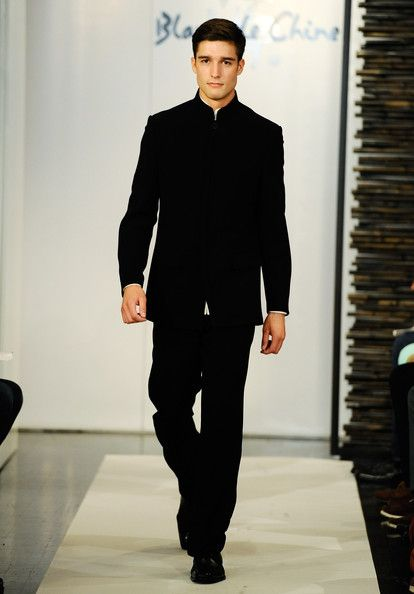 mensfashionworld: Blanc de Chine S/S 2013