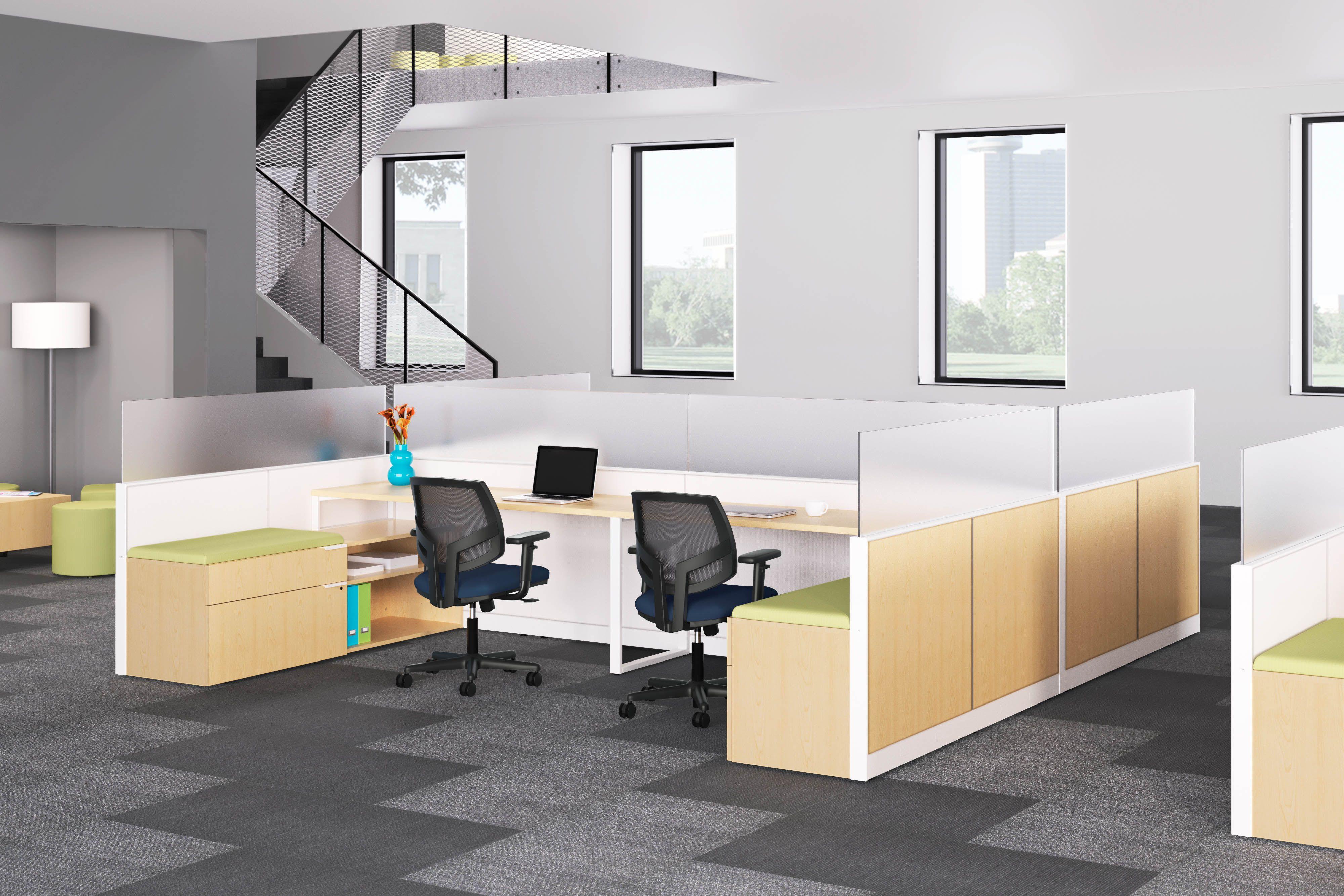 Base Options :: HON Abound line | RM :: office design ideas | Pinterest