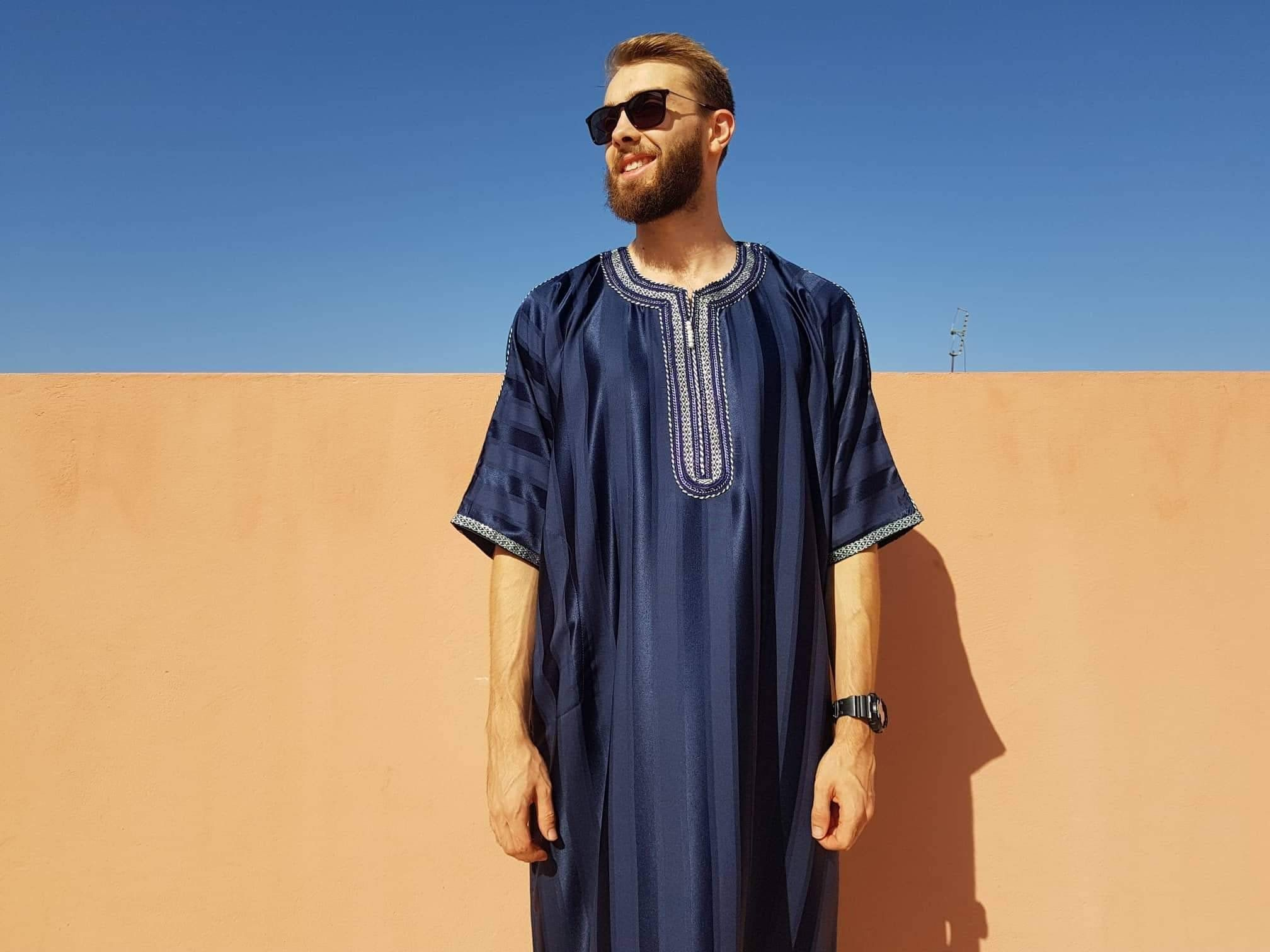 Outindoor Kaftan Djellaba Dress Djellaba Moroccan Kaftan Kaftan for men Djellaba for men