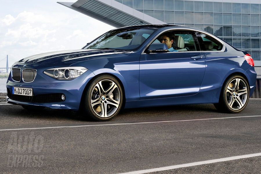 Rendering 2013 Bmw 2 Series Coupe Bmw Bmw 2 Bmw Cars