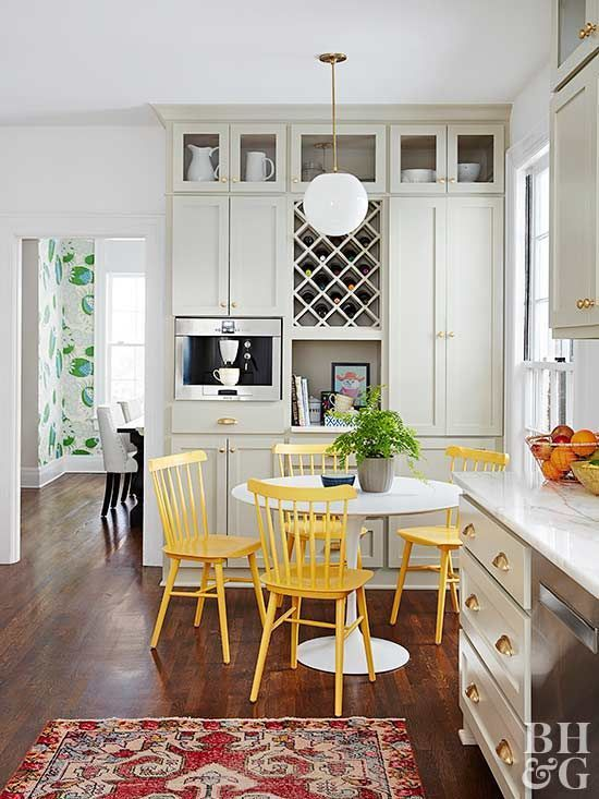 Kitchen Color Schemes to Complement Stainless Steel ...