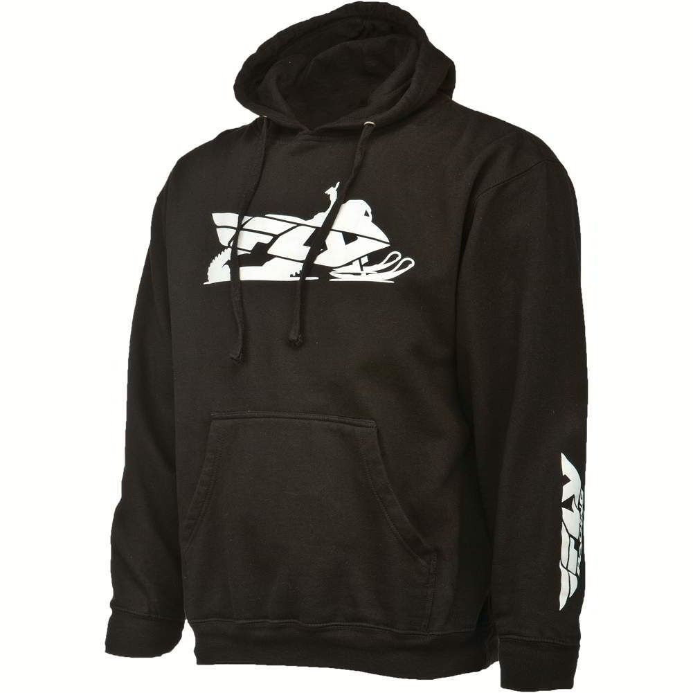 Black X-Large MxMegastore Quality Motocross Graphic Hoodies