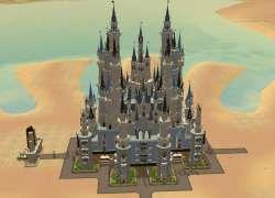 Rct3 Custom Scenery Castle Eezee Wdw Cs Used Castle Scenery Wdw