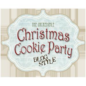 Christmas cookie exchange blog style