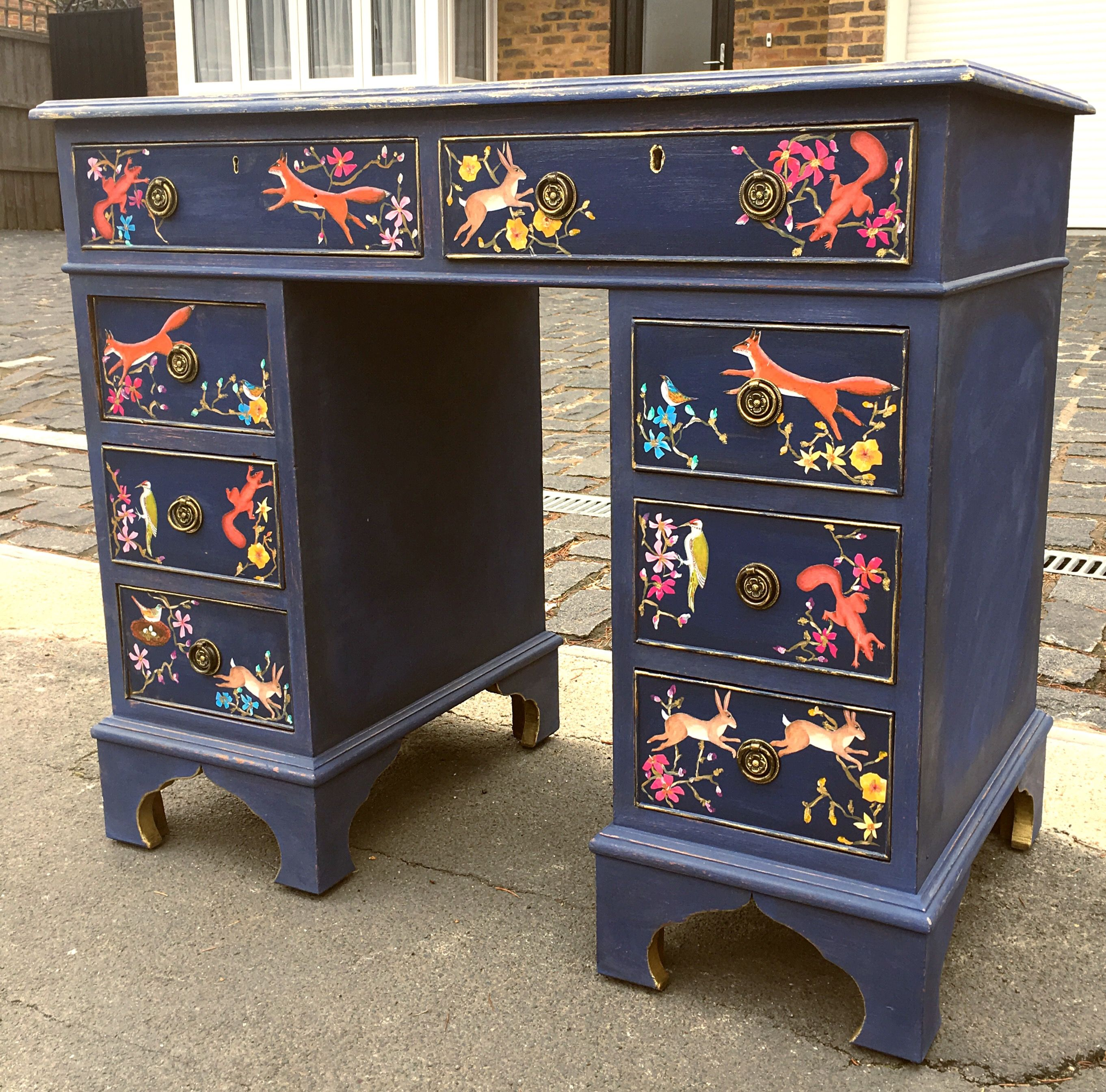 Beautifully Vintage And Upcycled Furniture. By BrambleandBerries