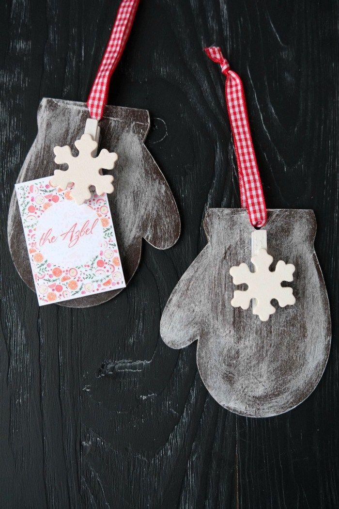 Ваш идеальный праздник: Идеи новогоднего декора из деревянных заготовок