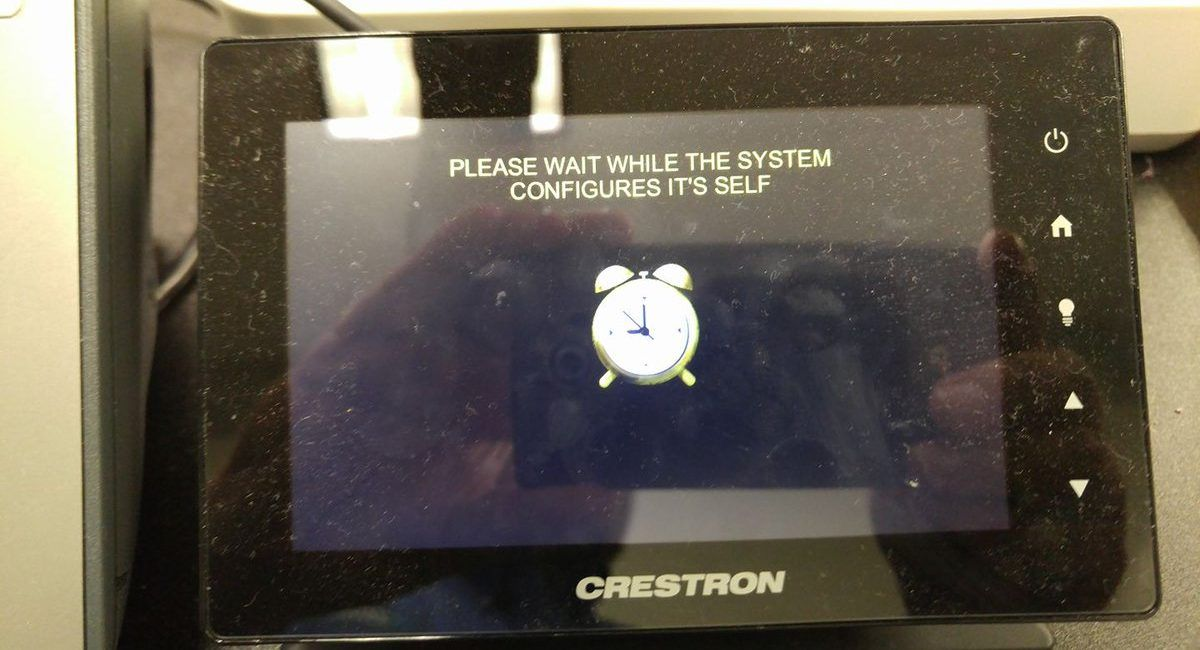 """Wouldn't be so bad if it said, """"It's Bad Self"""".  9 AV Systems Integrator Fails That Will Leave You Shaking Your Head, slide 7"""