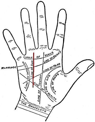 Online Palm Reading :