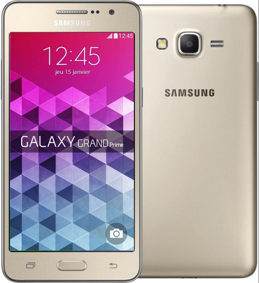smartphone samsung galaxy grand prime gold t l phonie achat smartphone smartphone samsung. Black Bedroom Furniture Sets. Home Design Ideas