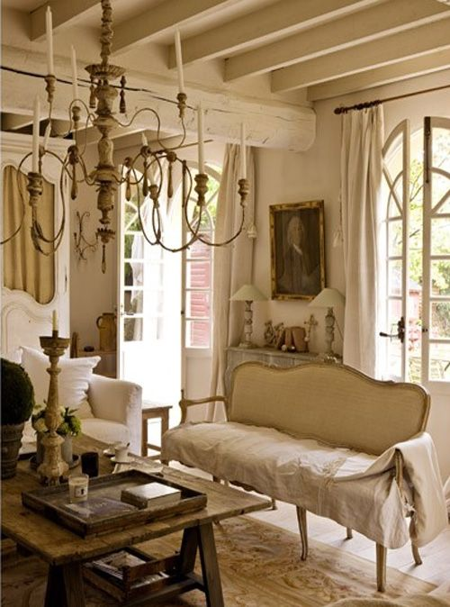 A Passion For Provence French Living Room Decor Living Room