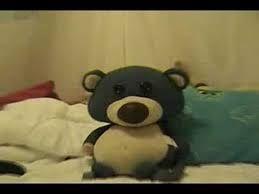 Open season mr  dinkelman teddy bears he so cute jumbo