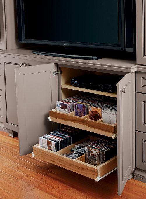 Para guardar cds e dvds organizadores closets - Para guardar cds ...