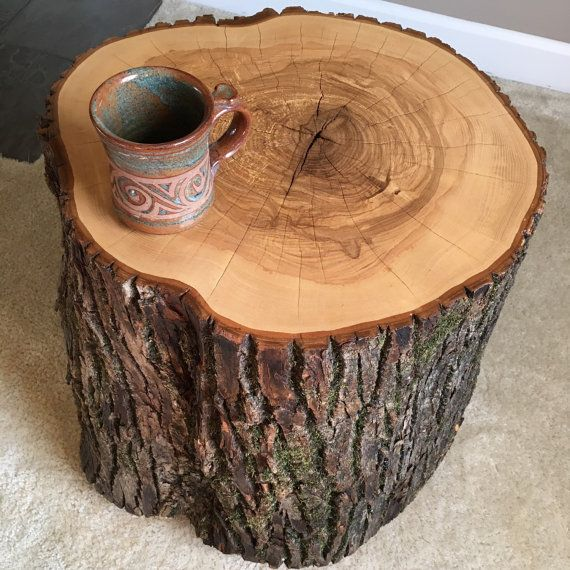Attractive 10% OFF SALE Reclaimed Oak Tree Stump Table By JB13DESIGNS On Etsy