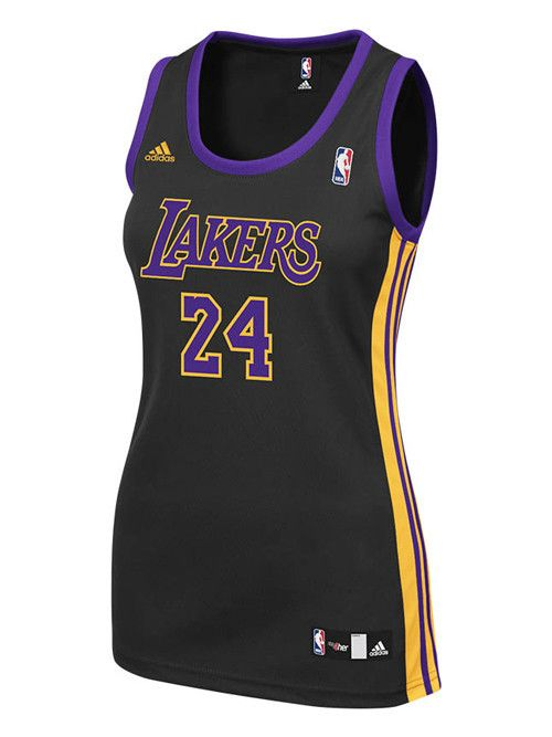 Los Angeles Lakers Kobe Bryant Hollywood Nights Women s Replica Jersey –  Lakers Store a1923084b6