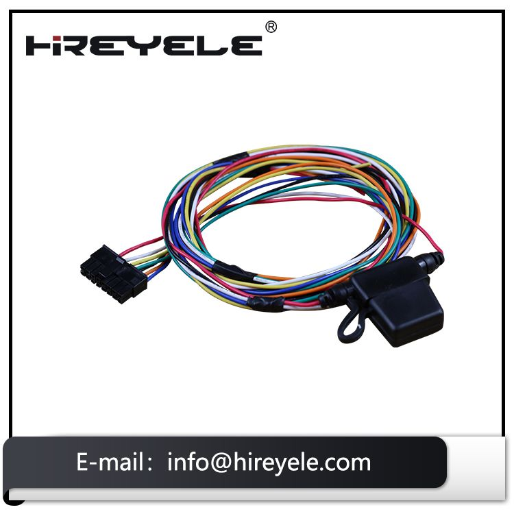 Medical Equipment Custom Cable Assembly Wiring Harness Medical Equipment Harness Custom