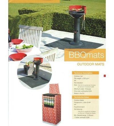 BBQ 100 x 150 cm grillin alusmatto | Karkkainen.com verkkokauppa