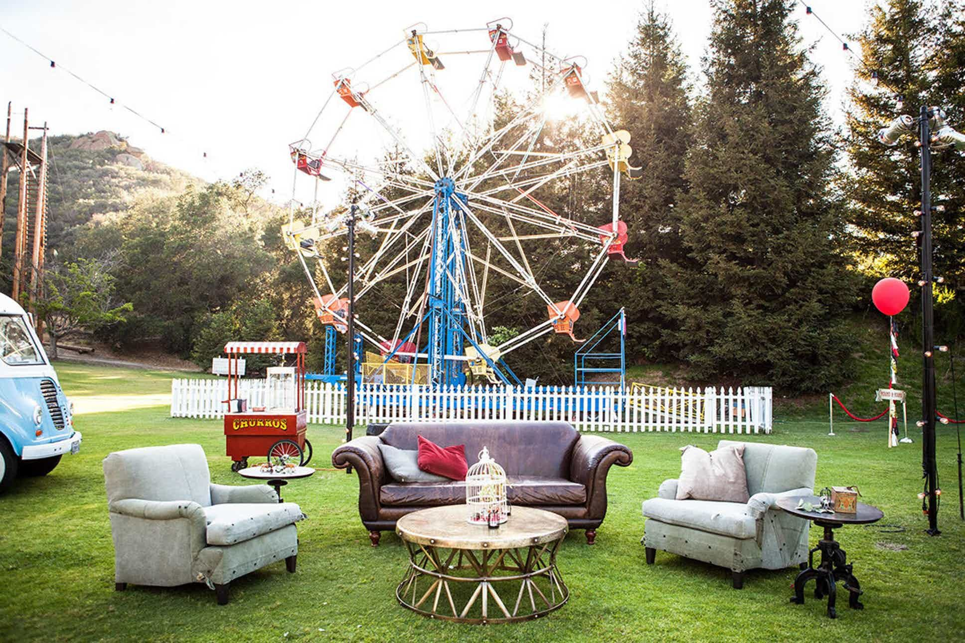 Calamigos Ranch Malibu and other beautiful Malibu wedding