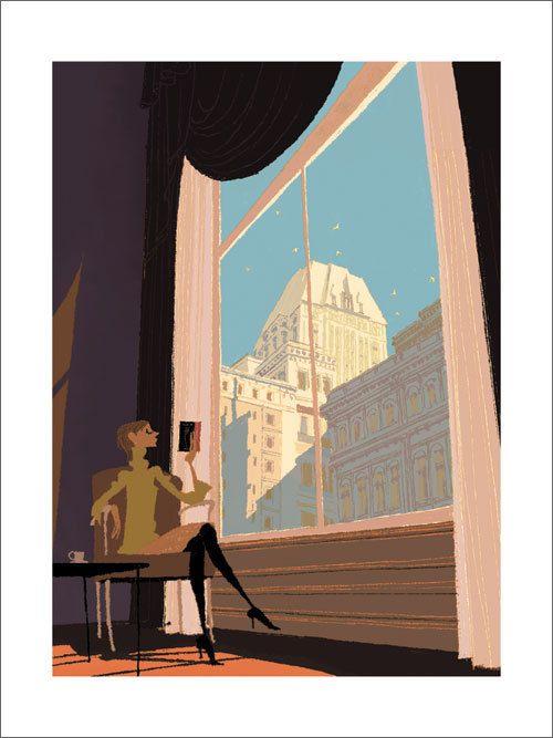 Tadahiro Uesugi - Print - Window - Nucleus | Art Gallery and Store