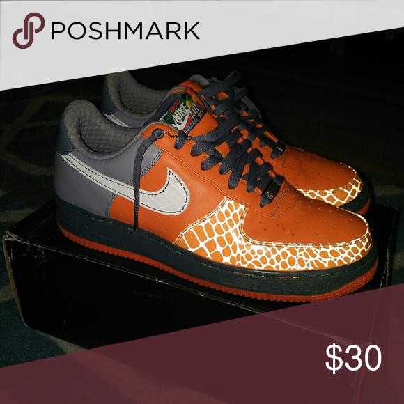 Nike Air Force 1 Premium Gauchos Nike Shoes Sneakers