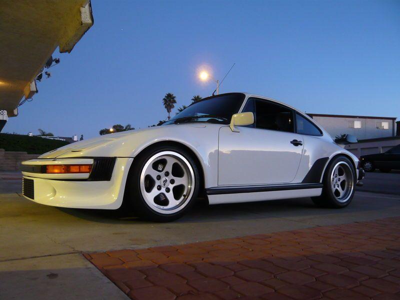 Porsche 930 Ruf Btr Porsche 911 Porsche 930 Porsche Cars