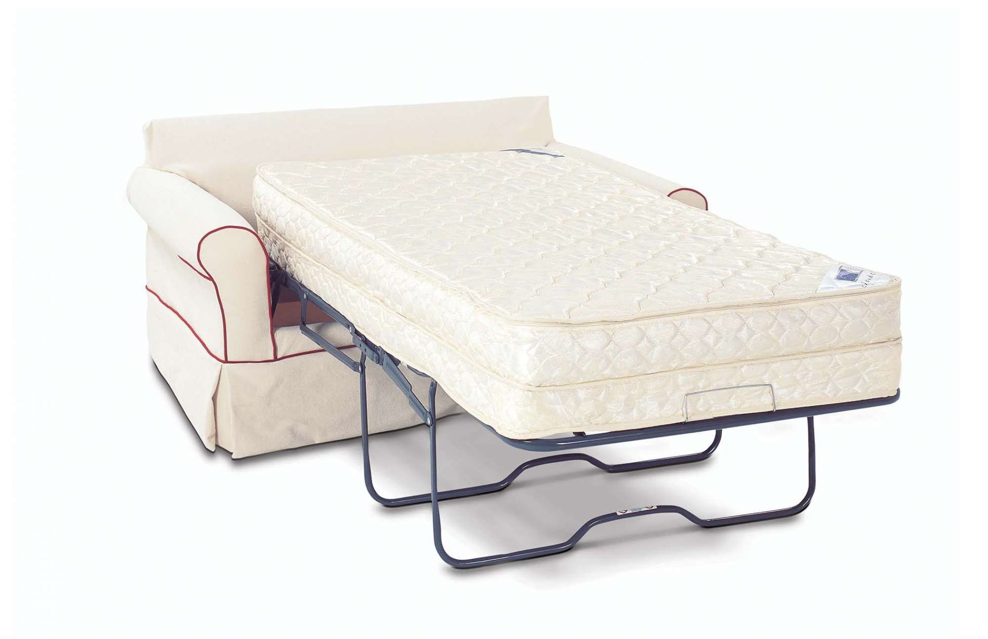 The Somerset Twin Sleeper is a premiere sofa bed that mixes comfort ...