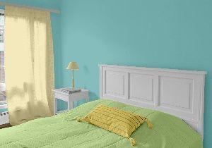 Farbkombination Für Schlafzimmer: Blau Grün Gelb