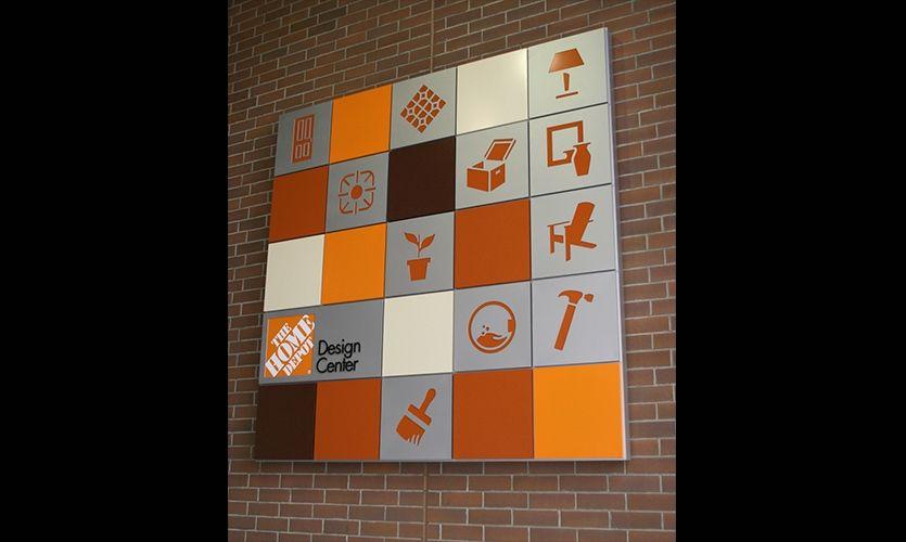 Symbols And Branding Home Depot Design Center Home Depot Little Home Depot Retail Signs Design