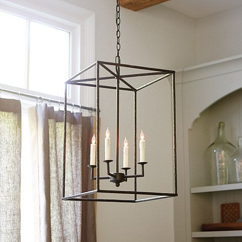 Hadley 4Light Pendant Chandelier office Large is 25 by 15 299