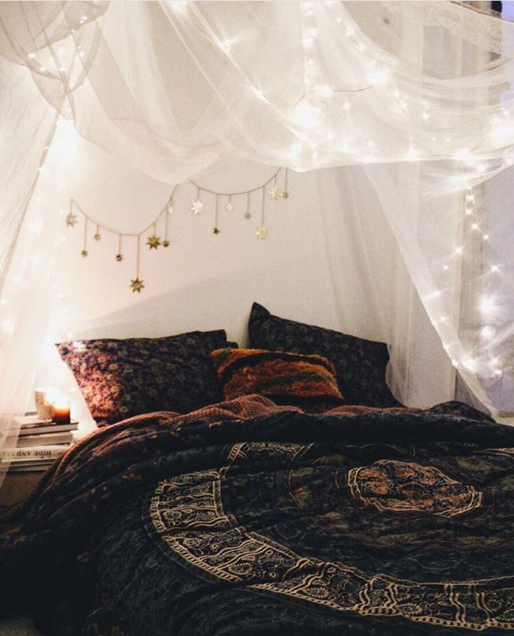 Pin by Jess Wagenhauser on bedroom | Pinterest | Canopy ...