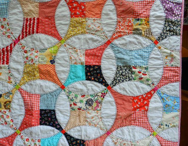 Molly Flanders Makerie: The Summer of The Flowering Snowball-Along ... : wrap it up quilt pattern - Adamdwight.com