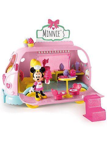 Camion marchande de glace \'Minnie\'