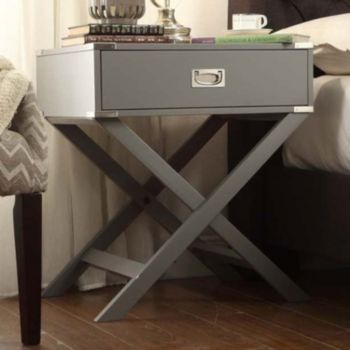 HomeVance Morgan Campaign End Table