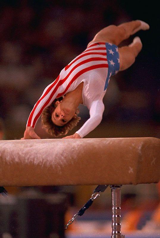 Mary Lou Retton 1984 USA Olympic Gold Medal Gymnast
