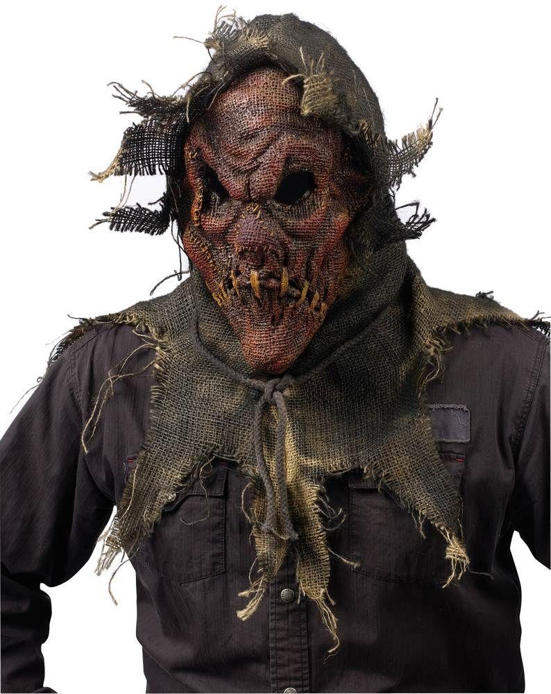 Deluxe Alligator Halloween Mask | (Animal)