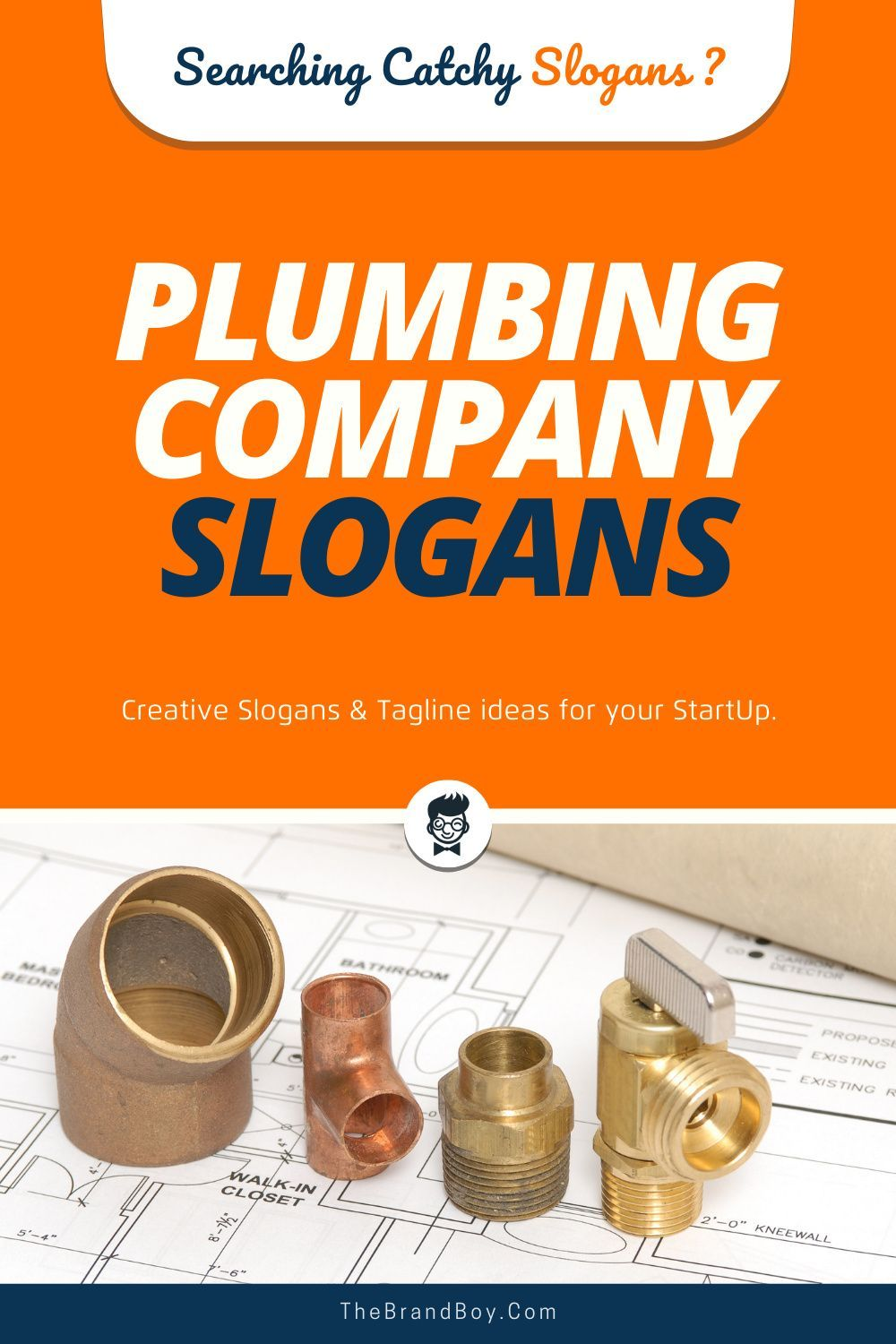 171 Catchy Plumbing Company Slogans And Taglines Thebrandboy Business Slogans Company Slogans Catchy Taglines