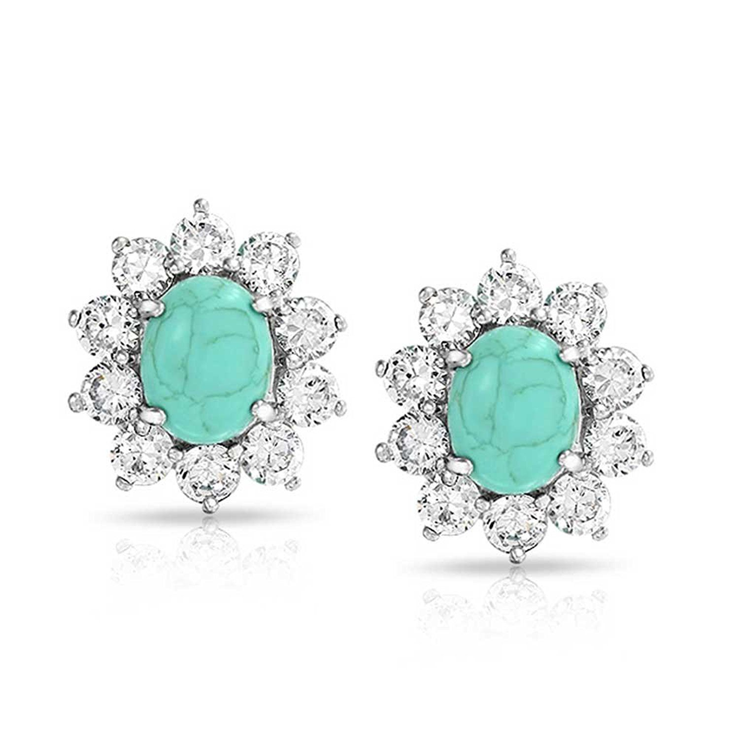 december earrings stud set zircon birthstone shop blue p round crystal sterling authentic silver