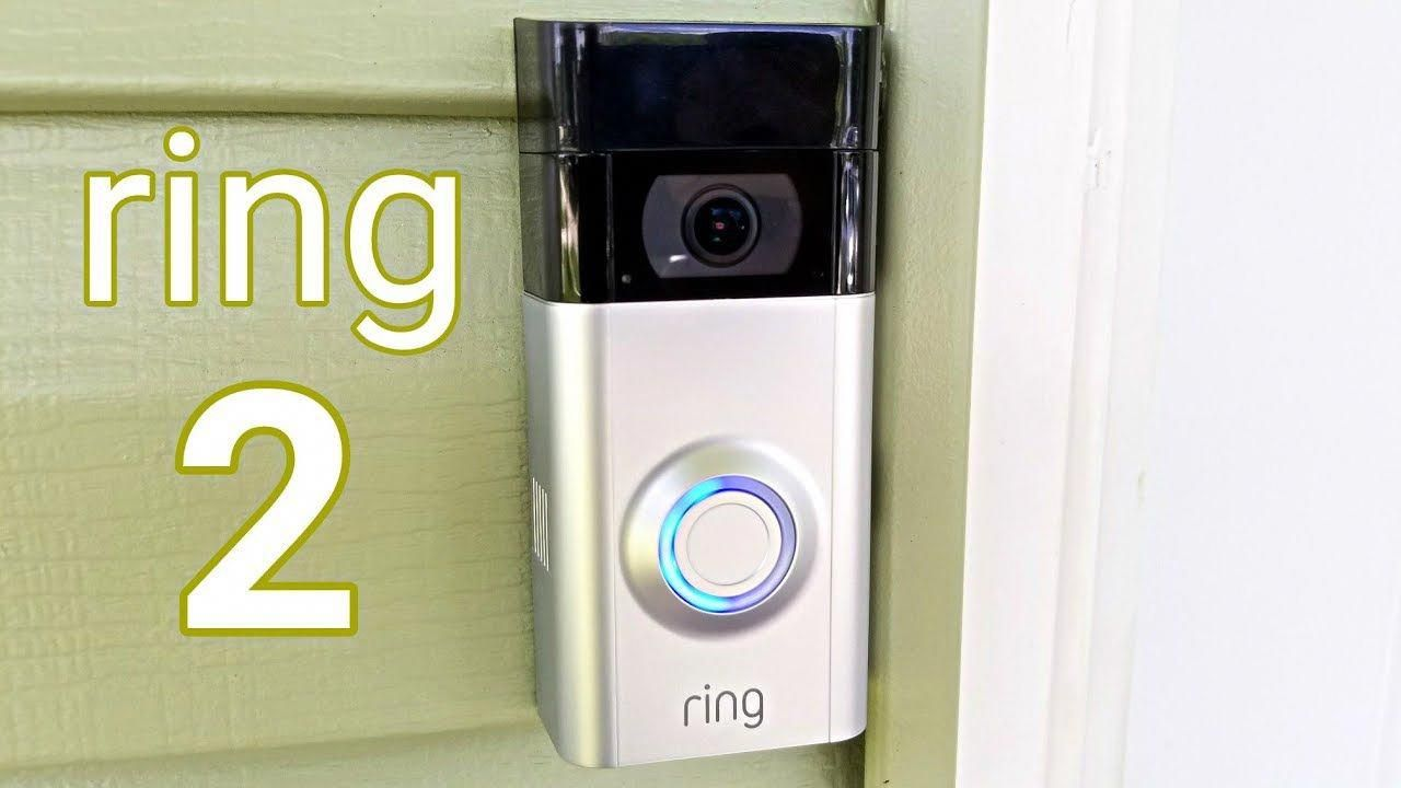 Ring 2 Video Doorbell Unboxing & Installation Amazing