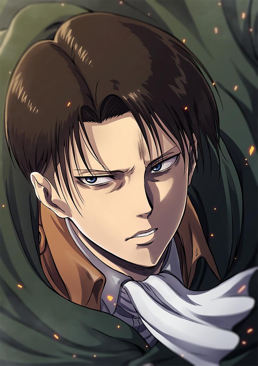 Wit Studio On Twitter Attack On Titan Levi Attack On Titan Anime Levi Ackerman