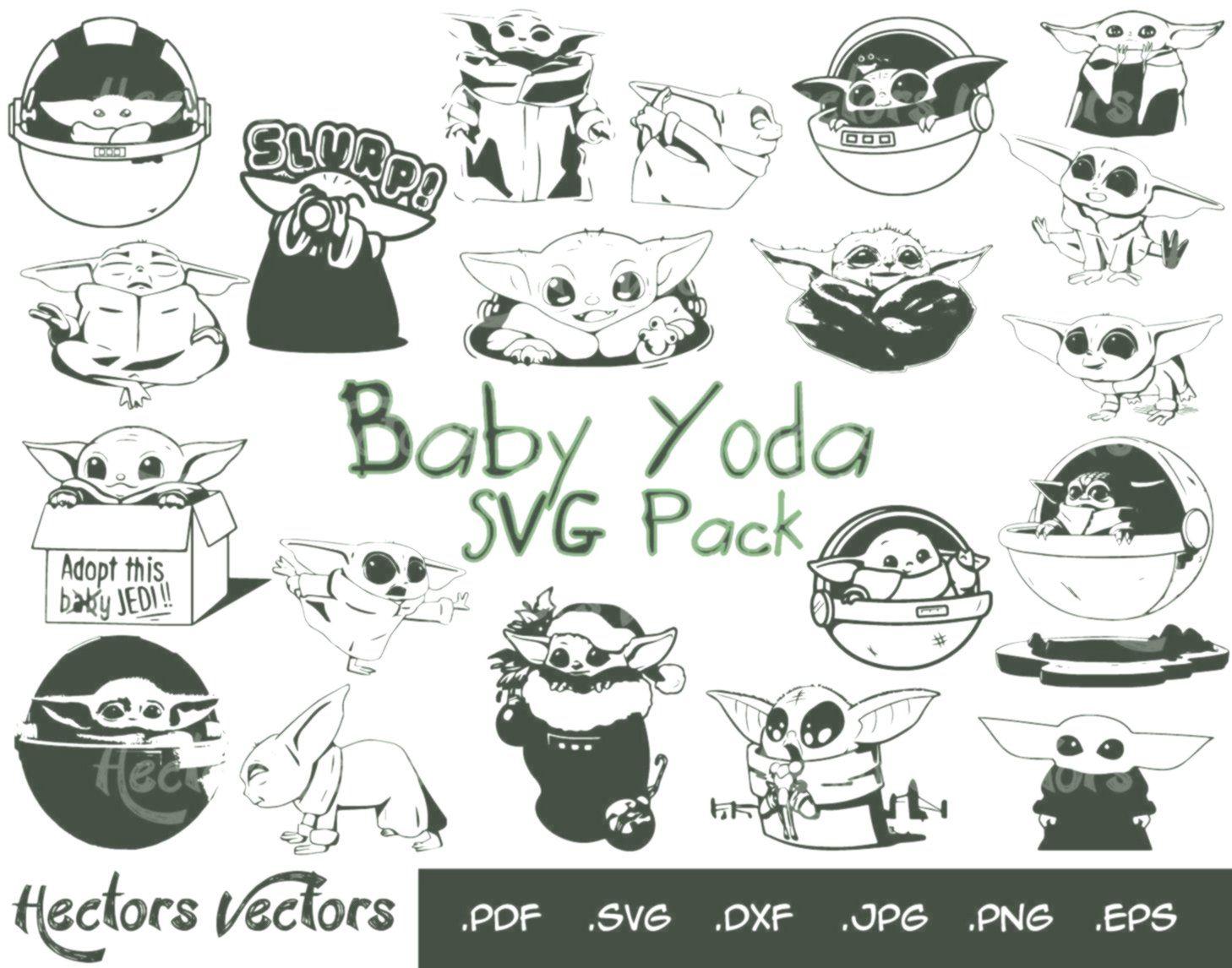 Baby Yoda Svg Baby Yoda Baby Yoda Vector Baby Yoda Silhouette The Child Svg Jedi Svg Star Wars Svg Mini Yoda Svg Sma Star Wars Drawings Yoda Disney Silhouettes