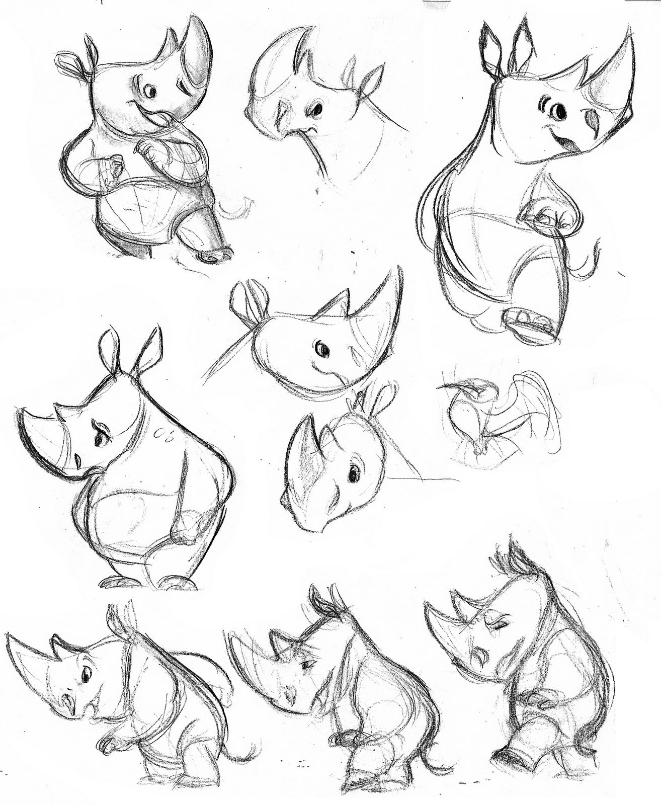 Pin by Valkyrie Jacobs on Rhinos! Character design