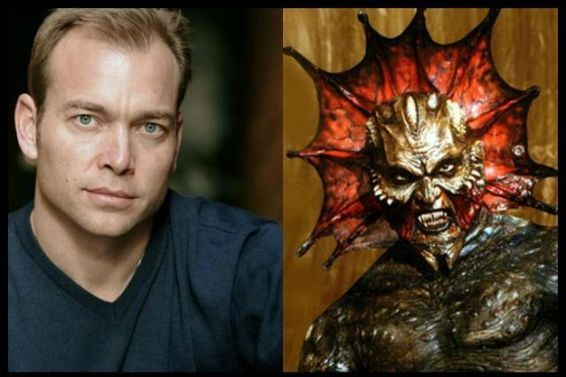 Jonathan Breck Tytulowy Smakosz Jeepers Creepers Movie Makeup Jeepers
