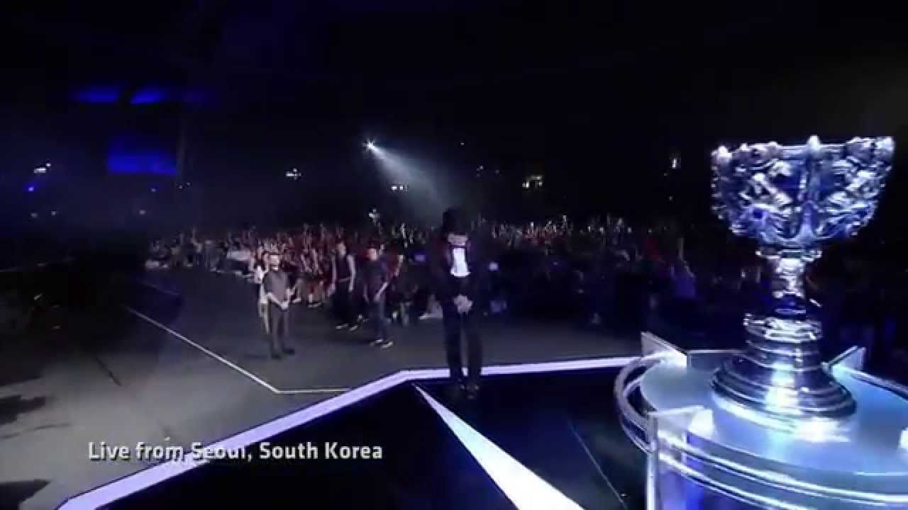 Remember the 2014 Worlds Semi Finals opening Ceremony? HYPED! https://www.youtube.com/watch?v=X-sEIsAWDxo #games #LeagueOfLegends #esports #lol #riot #Worlds #gaming