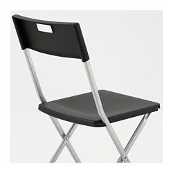 Gunde Folding Chair Black Folding Chair Ikea Hanging Chair Chair