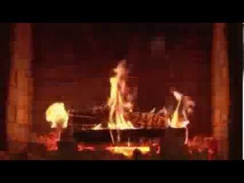 Christmas Fireplace Jólakveðja til allra \u003c3 Pinterest