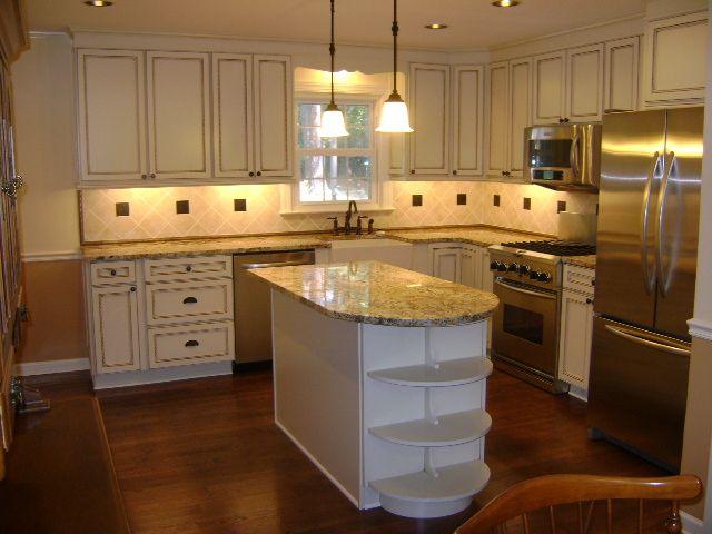 kitchen remodeling, kitchen cabinets, kitchen design, kitchen ...