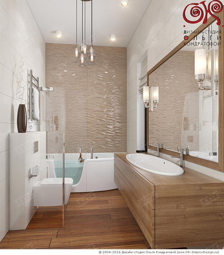 Интерьер ванной комнаты   wwwok-interiordesignru/blog